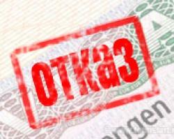 otkaz viza